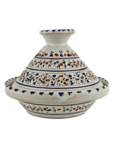 Tunisian mini tagine 4,5 inch