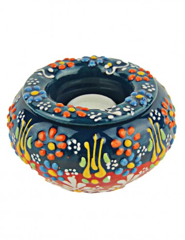 Colorful ashtray T1