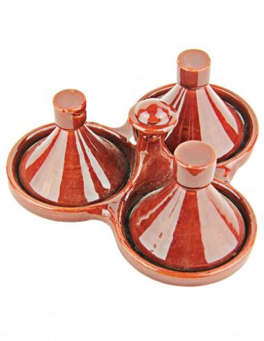 Tajine marocain à épices 3
