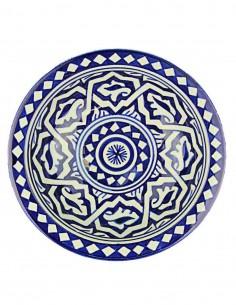 Assiette marocaine de Fes...