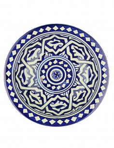 Moroccan plate from Fes...