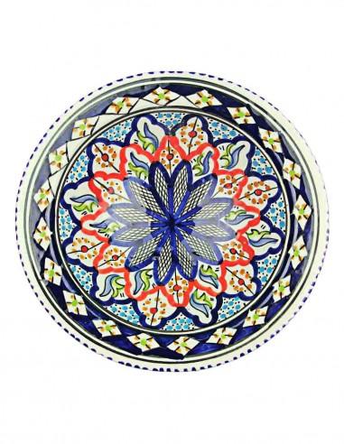 Assiette tunisienne 9,25 p
