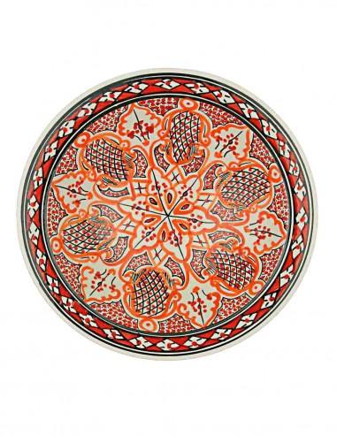 Tunisian plate 10,75 inch